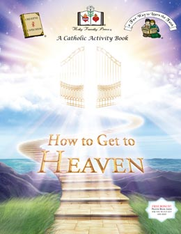Activity Book: How to Get to Heaven
