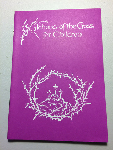 A Stations of the Cross for Children