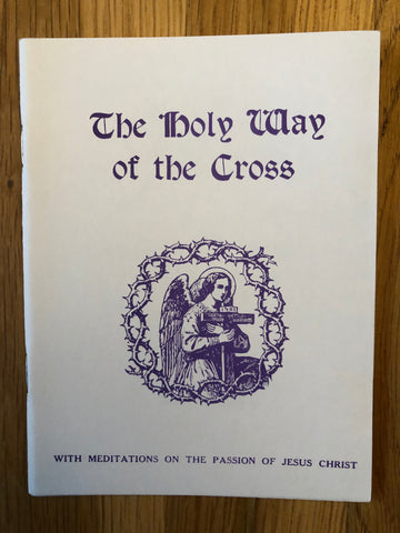 Holy Way of the Cross Booklet