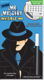 Mr. Mystery (More) Invisible Ink (Blue Book)