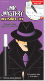 Mr. Mystery Invisible Ink (Purple Book)