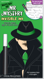 Mr. Mystery (Return of)  Invisible Ink (Green Book)