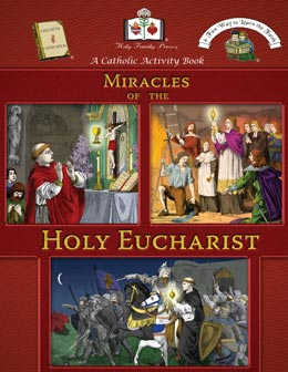 Activity Book: Miracles of the Holy Eucharist