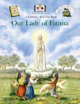 Activity Book: Our Lady of Fatima