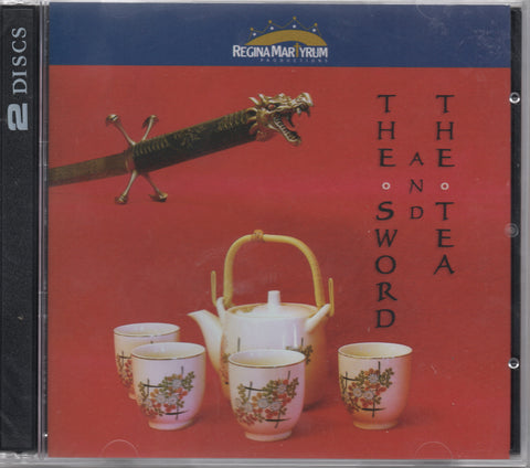 Audio CD Saints: Sword and the Tea