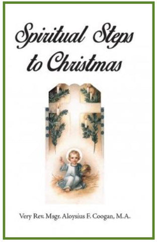 Spiritual Steps to Christmas