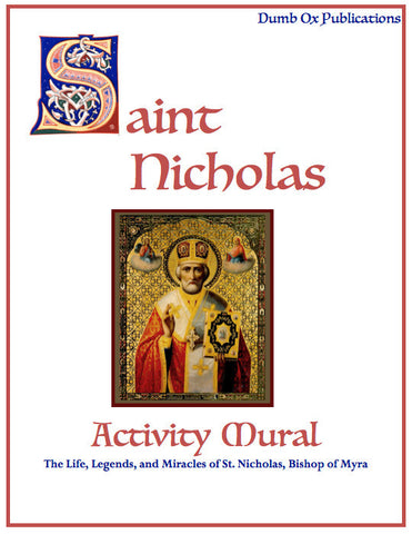 A Saint Nicholas Activity Mural