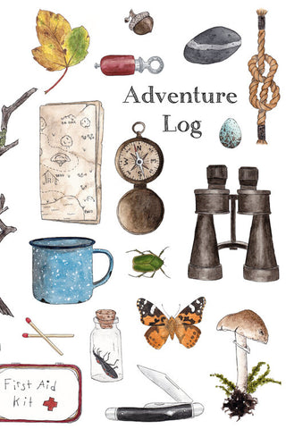 Children's Adventure Log