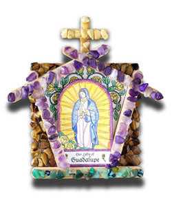 Marian Grotto Kit: Our Lady of Guadalupe