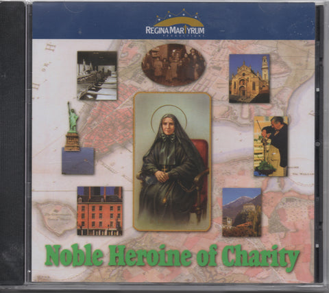 Audio CD Saints: Noble Heroine of Charity