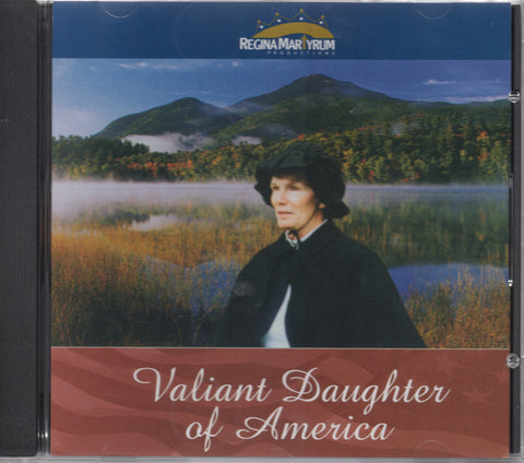 Audio CD Saints: Valiant Daughter of America