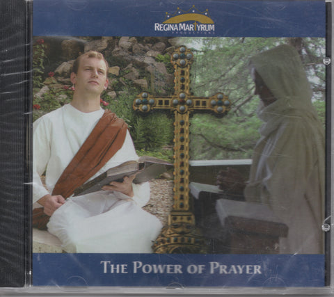 Audio CD Saints: The Power of Prayer