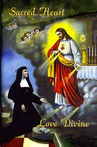 Sacred Heart--Love Divine Booklet