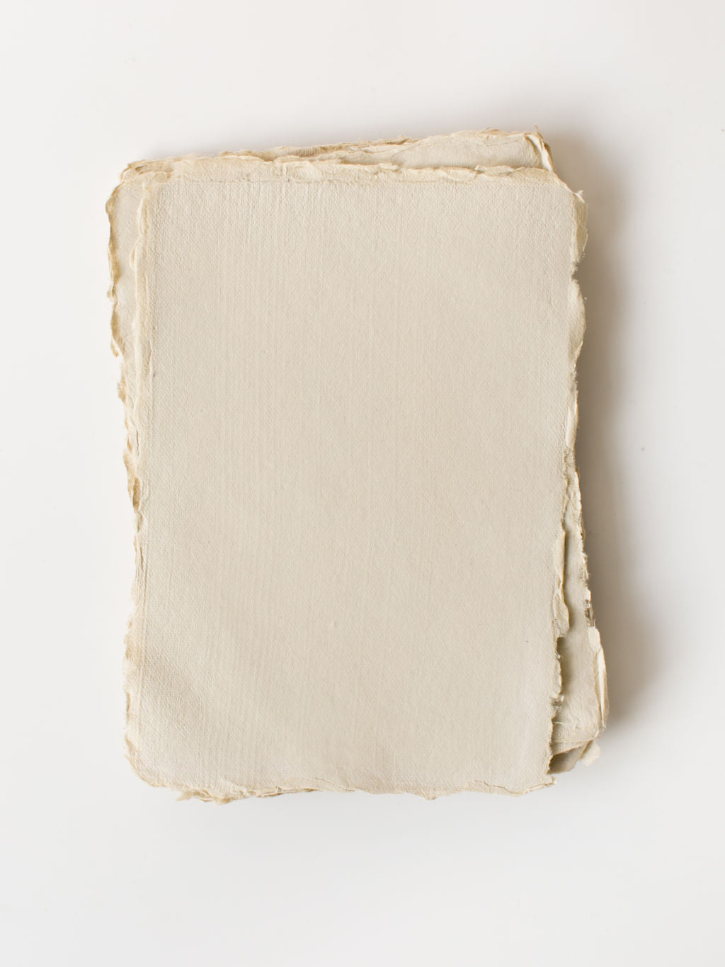 Handmade Paper in Wheat