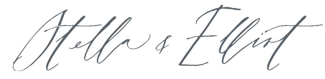 Casual Elegance Calligraphy