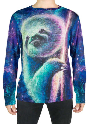 Bass Sloth Long Sleeve