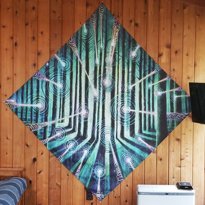 Electric Forest Tapestry