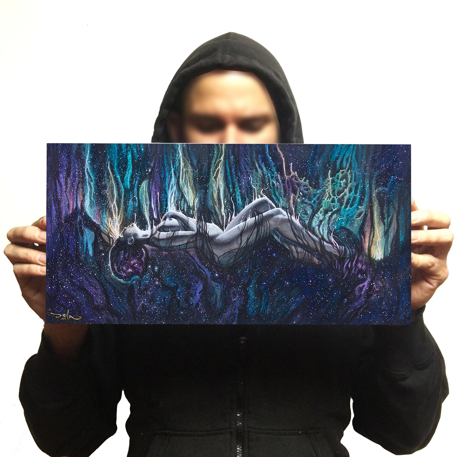"""Melt"" - Canvas Prints Only"
