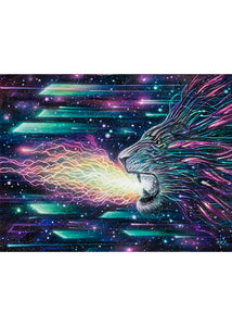 """Thunder Roar"" Canvas Prints Only"