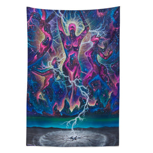 Dancer Tapestry