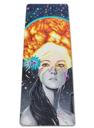 INTO THE SUN YOGA MAT