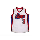 Los Angeles Knights Calvin Cambridge Like Mike Movie Basketball Jersey