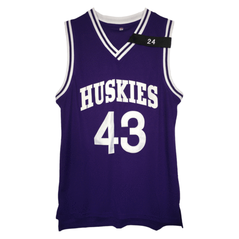 Kenny Tyler #43 The 6th Man Basketball Jersey Marlon Wayans Jersey