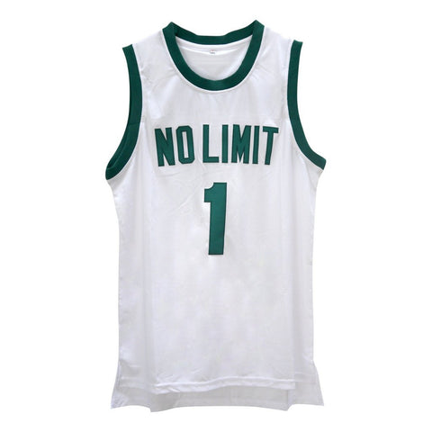 No Limit Master P #1 Basketball Jersey