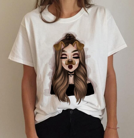 "The Grande ""Puppy"" T- Shirt"