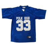 #33 Bundy Polk High School Football Jersey