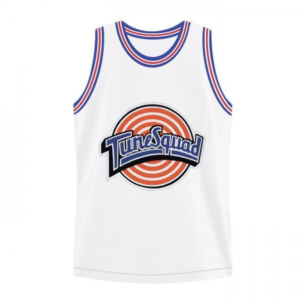 9d2a05eaaa1 by Space Jam Michael Jordan Space Jam Jersey Black #23 Tune Squad Large