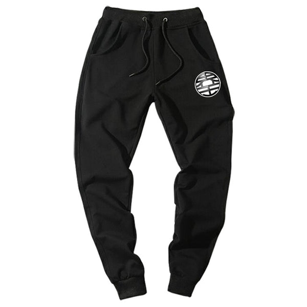 Dragon Ball Goku Jogger Black