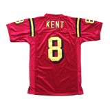 #8 Kent Smallville High School Football Jersey