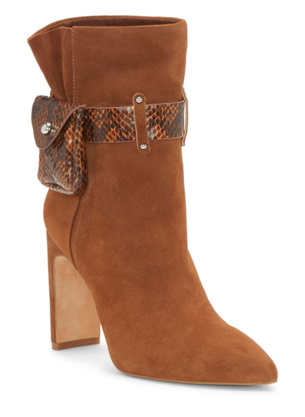 Bryne leather suede boot lux collection