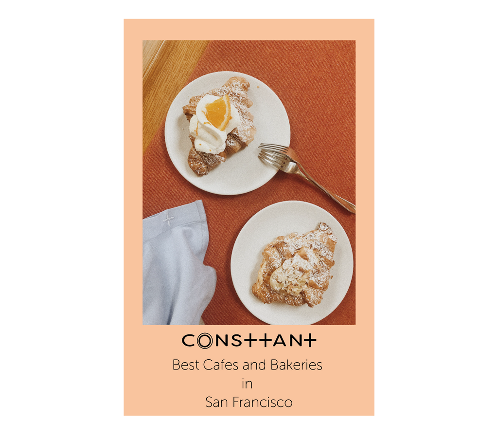 Top 5 Bakeries and Cafe's in San Francisco