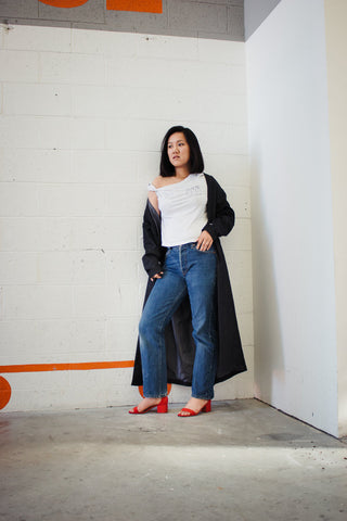 Consttant female owner Marisa Lee featured in Redefining Magazine based in san francisco california