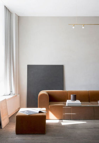minimalistic office inspiration or studio