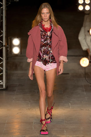 isabel marant fashion show