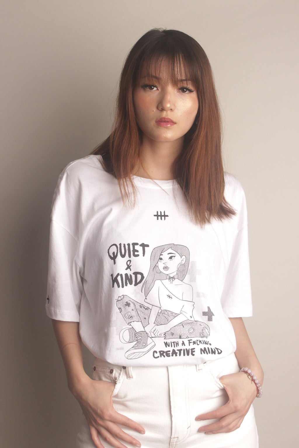 Consttant x Ree Artwork Collaboration T-Shirt