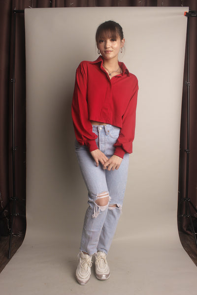 blouse for jeans