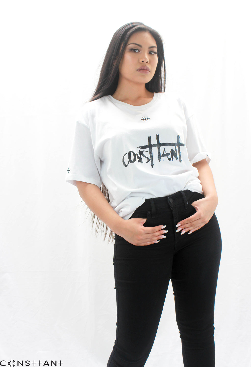 Calligraphy Graphic Tee