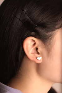 Pair of Magic Bean Stud Earrings