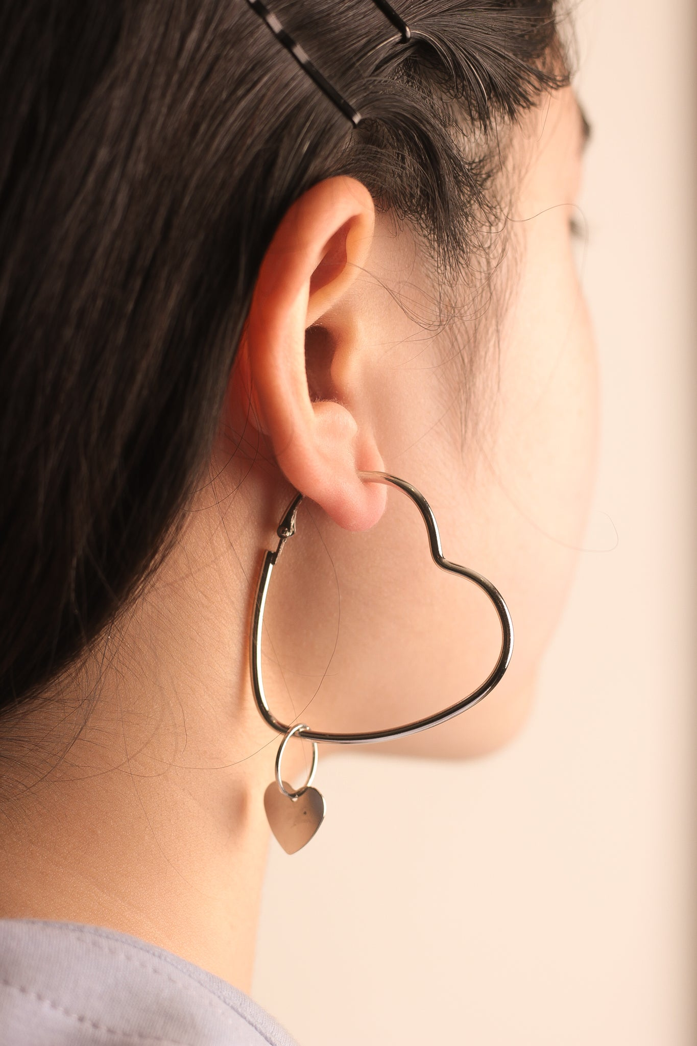 Major Lovers Hoop Earrings