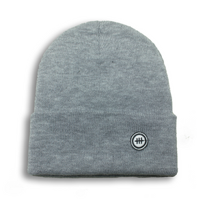 Consttant Cozy Knit Beanie ~ Haze Grey
