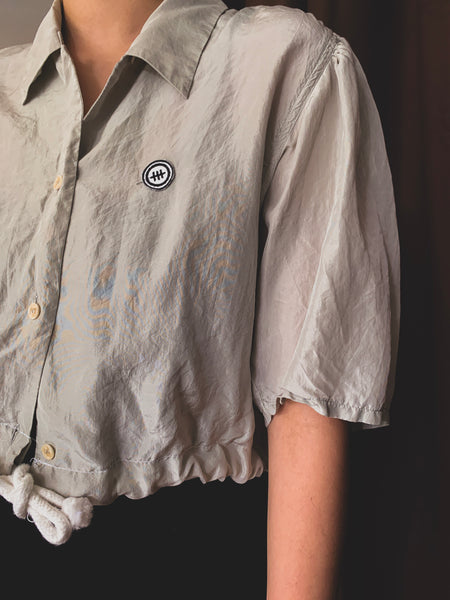 Remastered Vintage Short Sleeve Button Down
