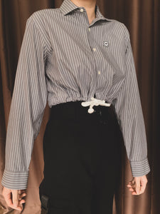 Remastered Vintage Pinstripe Button Down