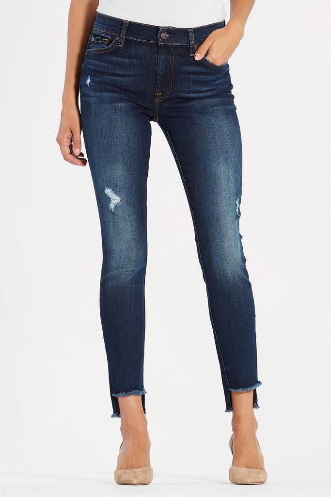 THE ANKLE SKINNY 7 FOR ALL MANKIND-Lydia LLC
