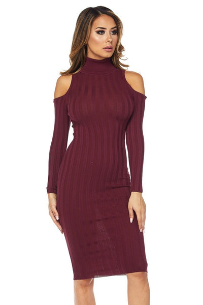 WINE DRESS-Lydia LLC