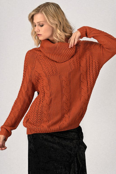 PRANCER SWEATER-Lydia LLC