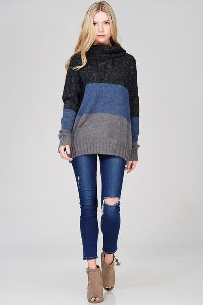 CHEYNE SWEATER-Lydia LLC